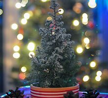 Blue Christmas by IonaSpence