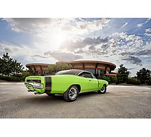 1970 Dodge Charger R/T Photographic Print