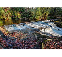 Rivelin Valley Falls II Photographic Print