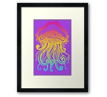 Prism of the Deep Framed Print