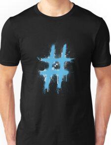 Tagged (Black) Unisex T-Shirt