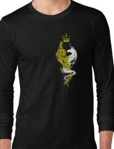 The Lion and the Unicorn Long Sleeve T-Shirt