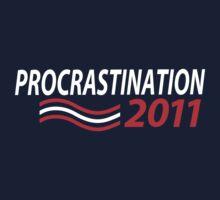 Vote Procrastination by kevlar51