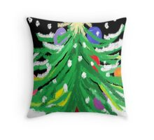Oy, Tanenbaum Throw Pillow