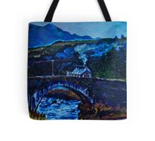 Somewhere in Donegal, painted from a photo by Jane McLaughlin Tote Bag