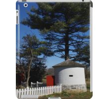 Landis Valley Museum 1 iPad iPad Case/Skin