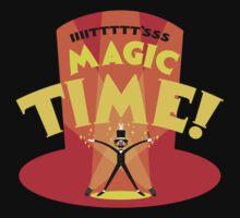 IIIITTTTT'SSS MAGIC TIME! Kids Tee