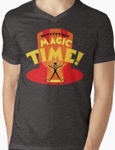 IIIITTTTT'SSS MAGIC TIME! Mens V-Neck T-Shirt