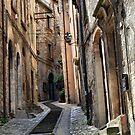 Italian Stairways by Deborah Downes