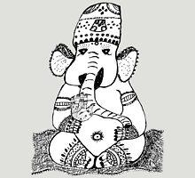 Ganesh Elephant Success Deity Unisex T-Shirt