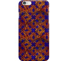 Abstract Pattern iPhone Case/Skin