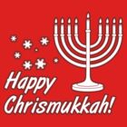 Happy Chrismukkah by kelvclothing