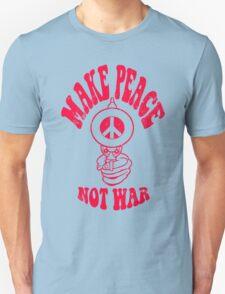 Make Peace Not War logo T-Shirt