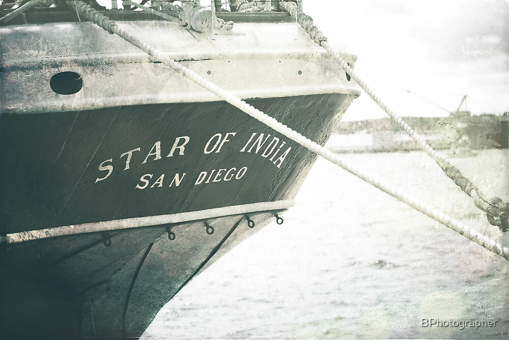Star of India by BPhotographer