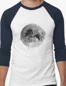 The Mare in the Moon Men's Baseball ¾ T-Shirt