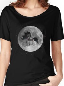 The Mare in the Moon Women's Relaxed Fit T-Shirt