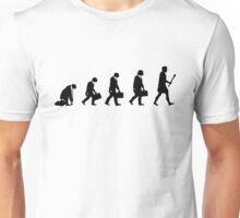 99 Steps of Progress - Costume parties Unisex T-Shirt