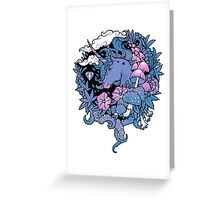 - Magical Unicorn - Greeting Card