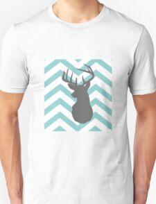 Mint Moose Chevron T-Shirt