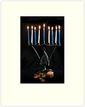 Hanukkah, The Festival of Lights by heatherfriedman