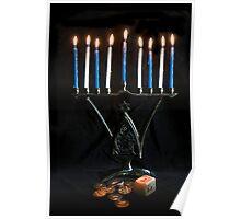 Hanukkah, The Festival of Lights Poster