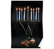 Hanukkah, The Festival of Lights Poster