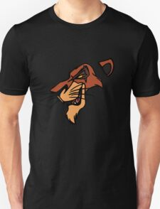 Scar - The Lion King T-Shirt