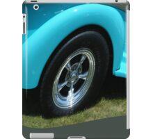 Chevy truck tire iPad iPad Case/Skin