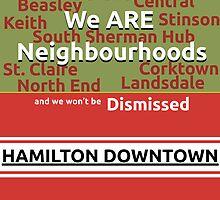We ARE Neighbourhoods by Lee Edward McIlmoyle