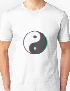 3D Yin Yang T-Shirt