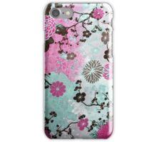 flowers II iPhone Case/Skin