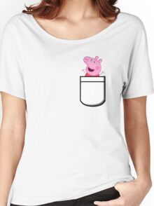 Peppa Pig Women's Relaxed Fit T-Shirt
