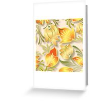 Independent Inventive Healing Courageous Greeting Card