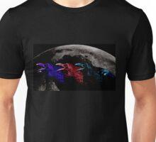 The Ravens of Warhol Unisex T-Shirt