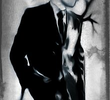 Slenderman by mephiztophel