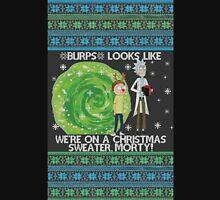 Merry Rickmas! Long Sleeve T-Shirt