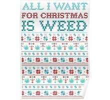 All I want for XMAS is Mary jane Poster