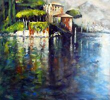 Lago Como (Italy) by Ivana Pinaffo