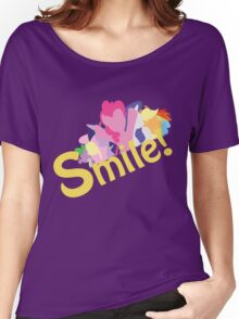 Smile! with Pinkie Pie Women's Relaxed Fit T-Shirt
