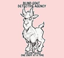 BLIND GOAT DETECTIVE AGENCY One Piece - Short Sleeve