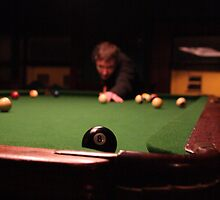 Pool Snooker by Paul Boyle