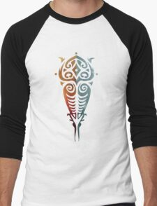 Raava & Vaatu Men's Baseball ¾ T-Shirt
