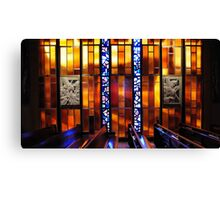 United States Air Force Academy Cadet Chapel Detail Canvas Print