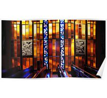 United States Air Force Academy Cadet Chapel Detail Poster
