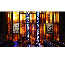 United States Air Force Academy Cadet Chapel Detail Photographic Print