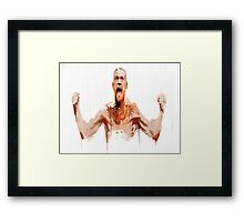 Conor McGregor | 2015 Framed Print