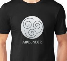 Airbender (with text) Unisex T-Shirt