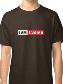 I AM CANON - Camera Shirt Classic T-Shirt