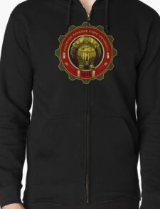 Fhloston Paradise State University Zipped Hoodie
