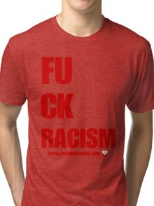 Message Approved by TRE Tri-blend T-Shirt